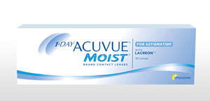 1-DAY ACUVUE® MOIST for ASTIGMATISM