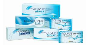 UV BLOCKING ACUVUE RANGE